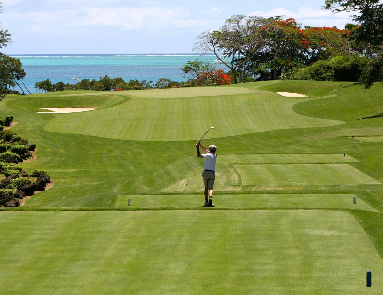 Luksus golfferie i Thailand